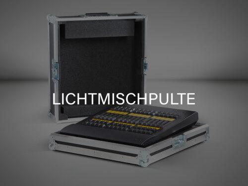 Lichtmischpulte