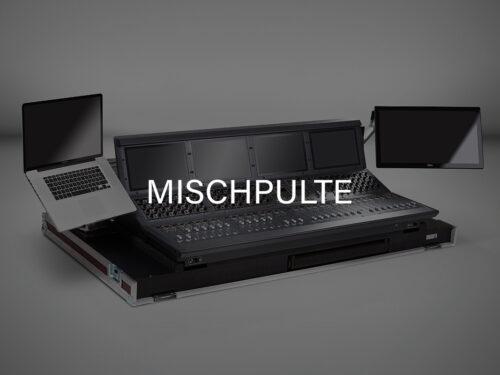 Mischpulte